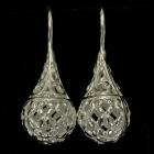 Ohrhänger mit Silber