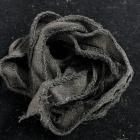 Chiffonband schwarz 10 mm