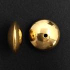 L1 Silber vergoldet poliert