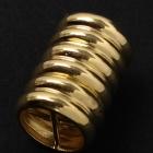 MV23 Silber vergoldet poliert