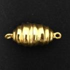MV30 Silber vergoldet poliert