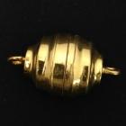 MV31 Silber vergoldet poliert